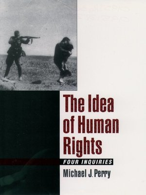 cover image of The Idea of Human Rights