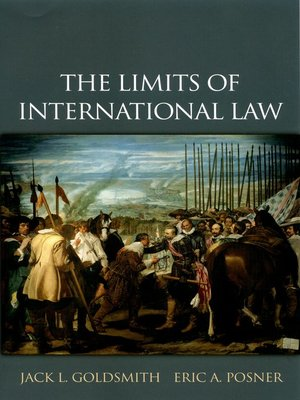 cover image of The Limits of International Law