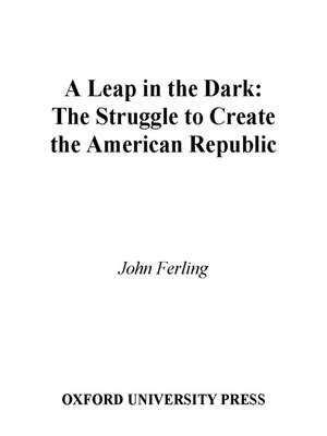 cover image of A Leap in the Dark