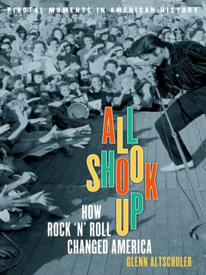 cover image of All Shook Up