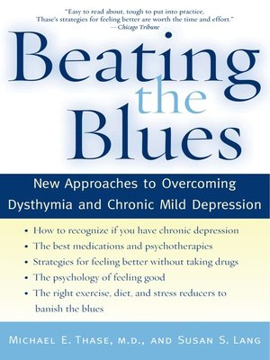 cover image of Beating the Blues