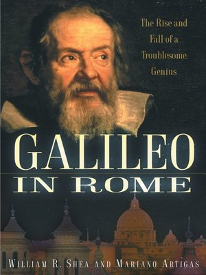 cover image of Galileo in Rome