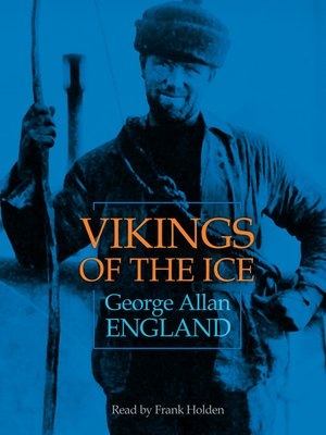 cover image of Vikings of the Ice