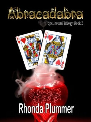 cover image of Abracadabra [Spellbound Trilogy Book 2]