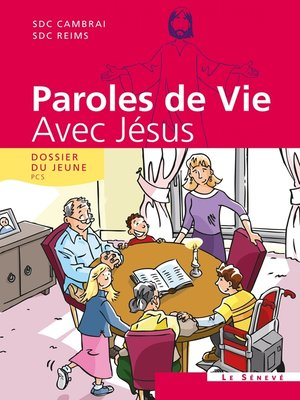 cover image of Paroles de vie--Avec Jésus