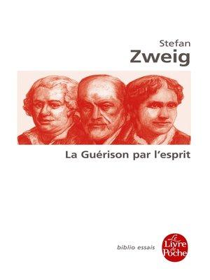 cover image of La Guérison par l'esprit