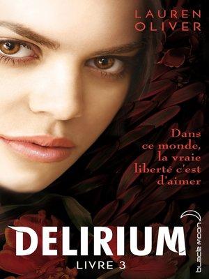 cover image of Delirium 3