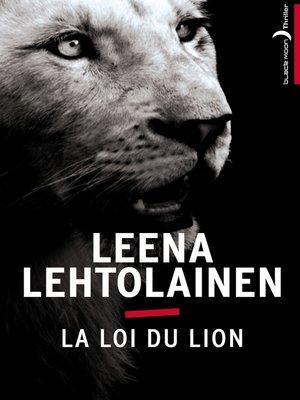 cover image of La Loi du lion