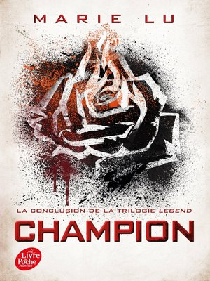 cover image of Legend--Tome 3--Champion