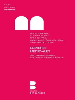 cover image of Lumière médiévale n°10