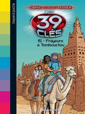 cover image of Les 39 clés--Cahill contre Vesper, Tome 05