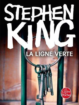 cover image of La Ligne verte