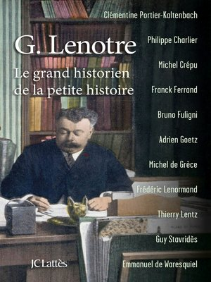 cover image of G.Lenôtre