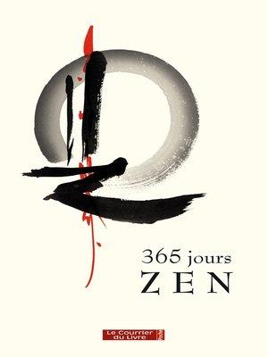 cover image of 365 jours zen