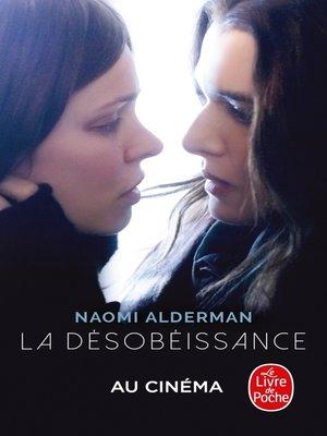 cover image of La Désobéissance
