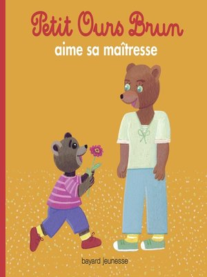 cover image of Petit Ours Brun aime sa maîtresse