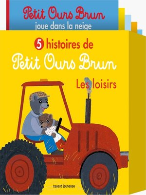 cover image of 5 histoires de Petit Ours Brun, les loisirs