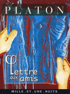 cover image of Lettre aux amis