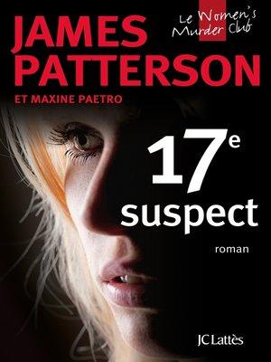 cover image of 17e suspect