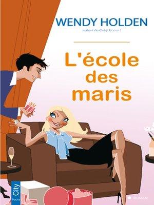 cover image of L'école des maris