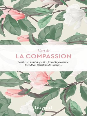 cover image of L'art de la compassion