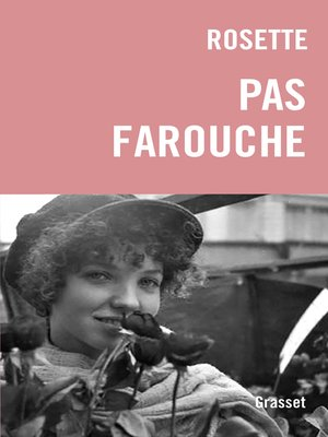 cover image of Pas farouche