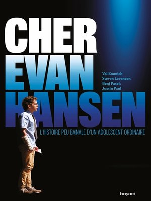 cover image of Dear Evan Hansen