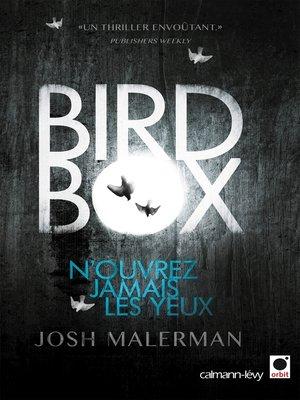 cover image of Bird box