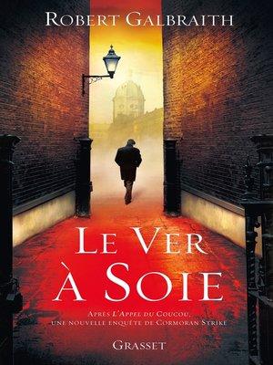 cover image of Le ver à soie