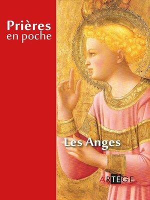 cover image of Prières en poche--Les anges