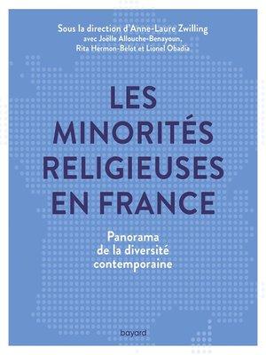 cover image of Les minorités religieuses en France
