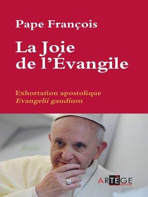cover image of La Joie de l'Évangile