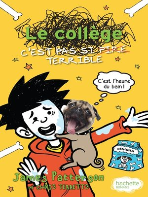 cover image of Le collège c'est pas si terrible