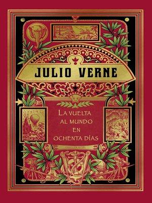 cover image of La vuelta al mundo en 80 días