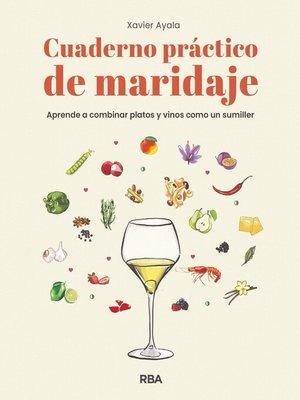 cover image of Cuaderno práctico de maridaje