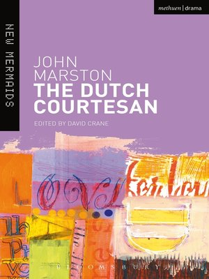 cover image of The Dutch Courtesan