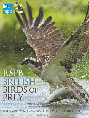 cover image of RSPB British Birds of Prey