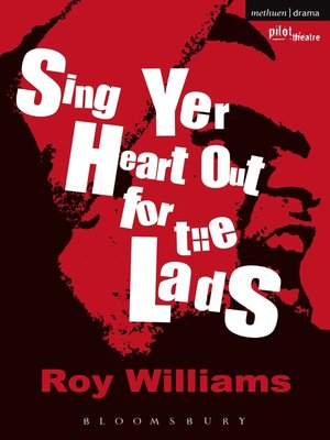 cover image of Sing Yer Heart Out for the Lads
