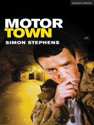 cover image of Motortown