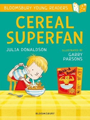 cover image of Cereal Superfan