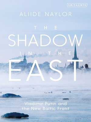 cover image of The Shadow in the East