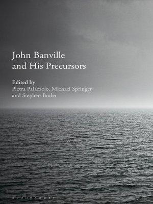 cover image of John Banville and His Precursors