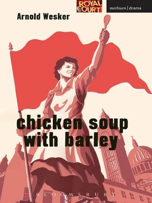 cover image of Chicken Soup with Barley