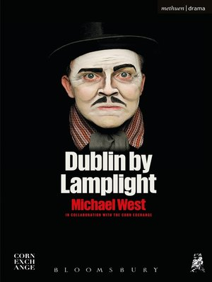 cover image of Dublin by Lamplight
