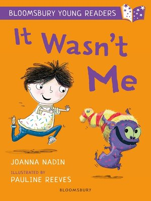 cover image of It Wasn't Me