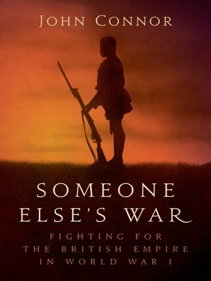 cover image of Someone Else's War