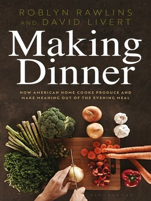cover image of Making Dinner