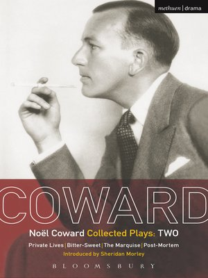 cover image of Coward Plays, 2