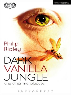 cover image of Dark Vanilla Jungle and other monologues
