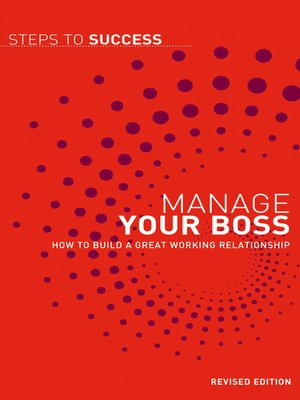 cover image of Manage your Boss